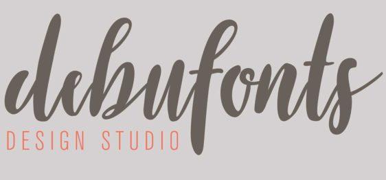 Debufonts-homepage-logo
